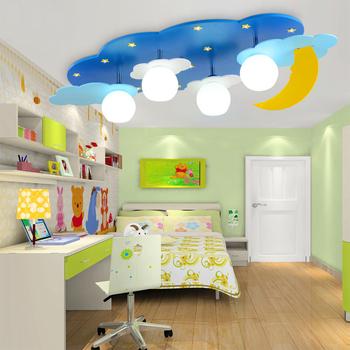 art star moon and star light children bedroom lamp