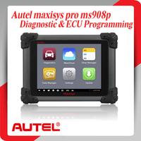 New Autel MaxiSys Pro MS908P Best Auto Helper Fastest Scanner Diagnostic & ECU ProgrammingMaxisys Pro Multi-Language