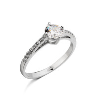 luxurious/fashion/ Min.order is $15/Wholesale/High quality/Austria clear crystal rhodium plated bowkont finger ring for woman