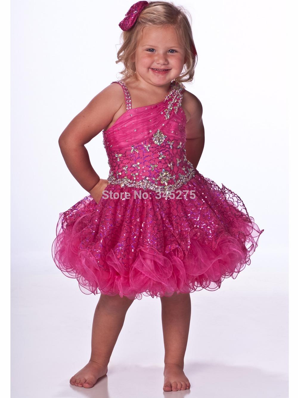 Детское платье ToBeBridal Glit WF9910