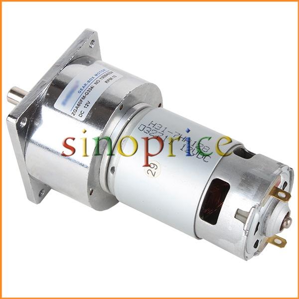 Двигатель постоянного тока 12V DC 10 /3500r/60 140225 двигатель постоянного 12 в тока