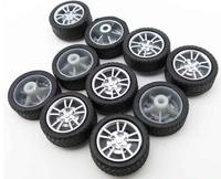 16MM mini rubber wheels