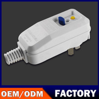 Free Shipping! Nandao Brand Leakage protection plug 220V 16A For various electrical3500w
