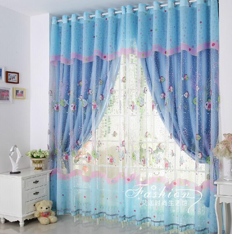 Tende finestra cameretta idee per interior design e mobili - Tende per cameretta bambina ...