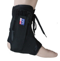 ankle pads free shipping for outdoor sports ankle guard protector with good price quality lace-up ankle brace support