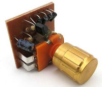 Dimmer switch / speed switch / DIY electronic module / current control / adjustable resistor / rotary switch