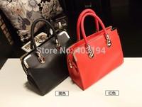 Women Messenger Bags Brand designer Fashion Vintage Women's Flap Handbag Quilted Lambskin PU leather chain Bag Red Women Bag WS6