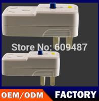 Free Shipping! Nandao Brand Leakage protection plug 220V10A NB-ZL3M-10