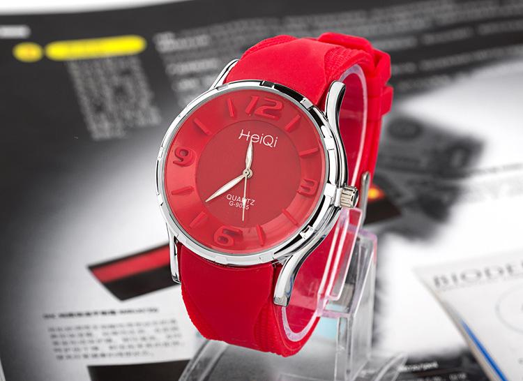 Fashion New Hot Brand designer logo Sport Men WoMen Watch Gift Sport Style Silicone Bracelet Wrist Watch Free shipping-Vogue(China (Mainland))