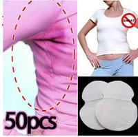 10pcs  Invisible underarm sweat pads Disposable armpit Sweat Sheet  breathable antibacterial deodorant stick across the Hanjin