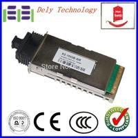 2pc DHL Free  X2-10G-ER 1550nm 40km DDMI X2 Optical Transceiver