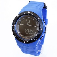 2013 Fashion Electronic Watch Clock Multifunctional Dual Display Sports Women's Inveted Watches Students