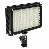 Bi-Color 209 LED 209AS Dimmable Photo Video Light Kit for Camcorder Camera DSLR