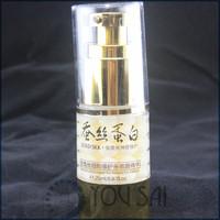 korean ingredient high quality of golden silk essence for anti wrinkle and eye bag eye cream  25g