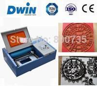 DW40 hot sale cheap paper cutting laser machine