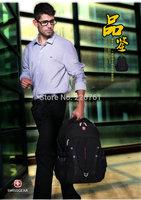 2014 Men and women High quality SwissGear backpack Bag travel backpack Shoulder bag backpack bag SWISSGEAR SA-1026