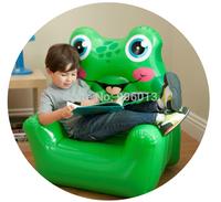INTEX modern sectional living room furniture child cartoon sofa inflatable sofa child bean bag sofa