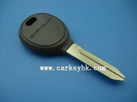 Top quality Chrysler transponder key with 4D64 chip with logo