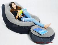 Intex bed sofa set living room furniture air sofa baby sofa bed,size 90cm*136cm*76cm,include repair patch