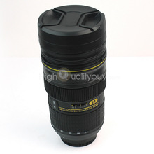Camera Lens Cup Coffee Tea Mug 24-70mm With Stainless Steel Lining For Drinking
