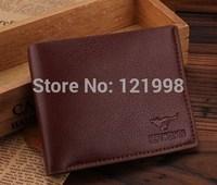 Promotion! Most value Quality assurance Genuine Leather wallet,Men's soft dough leather wallet,  man purse / wallet for men W893