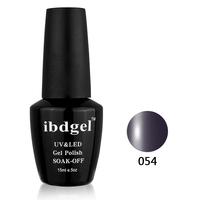 24pcs uv gel nail IBDGEL Soak Off  color Gel varnishes uv gel nails nail polish (22colors+1top coat+1base coat)