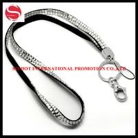 new fashion popular crystal rhinestone lanyard neck wholesale good quality