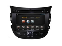 Capacitive multi-touch Android 4.2.2 A9 dual-core  Nand  8GB  1.6GHz  car dvd player fit for Hyundai HB20  2013