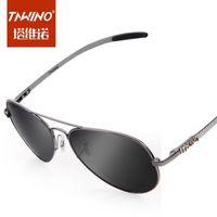 2014 new authentic polarized sunglasses yurt influx of men and women dedicated carbon fiber retro sunglasses driver glasses