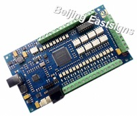3 Axis USB CNC Smooth Stepper Motion Controller card MACH3 1 MHz 5V or 24V