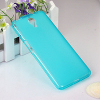 Soft TPU Case for TCL S960 Alcatel One Touch Idol X+ 6043D Pudding Silicone Phone Cases Free Shipping