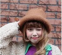 Free shipping  Fisherman knit hat, Bucket Hats, Cowboy knit cap 5pcs/lot   Wholesale