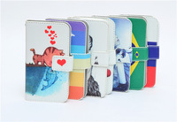 Galaxy Grand Neo i9060 case, stylish high quality Cute PU Wallet Leather Cover case For Samsung Galaxy Grand Neo i9060 case
