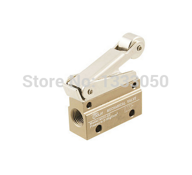 1/8 PT Roller Lever Actuator Mechanical Valve Mov 02(China (Mainland))