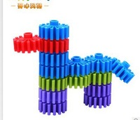 2014  toy building block ,plastic assembly toy