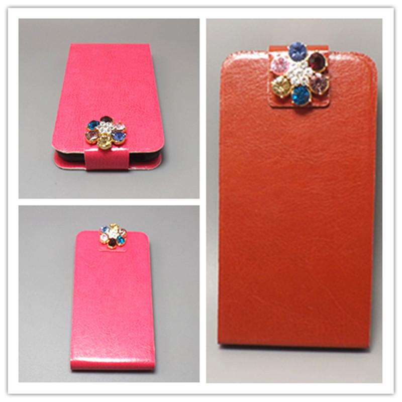 colorful Ultra-thin fashion flip leather case For Sony Ericsson Xperia U ST25i free shipping(China (Mainland))