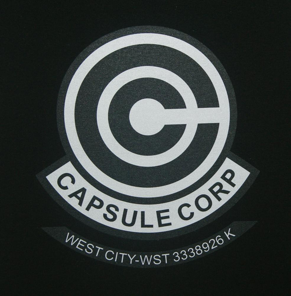 Capsule Corps Jacket Capsule Corp Printed 2014