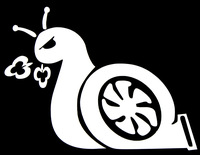 "Free Shipping,car styling,waterproof "" Snail"" car sticker for opel and so on car covers"