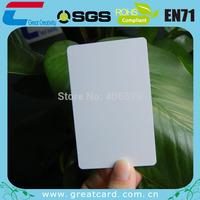 100pcs/lot  blank 125KHZ Tk4100 chip cards