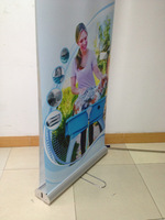 Double Sided Roll Up Banner Stand(Free shipping to West Europe)