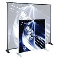 Telescopic Banner Stand(Free shipping to USA and Canada)