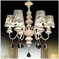 2014 NEW arrived LED crystal chandeliers Candle light modern lamps Kitchen Art home Deco lights Auxiliary light 110V/220V JD9102