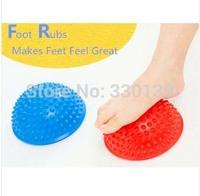 Massage Half Ball Stability Exercise Yoga/Gym Fitness Pilates Ball weight ball 250kg Anti Burst