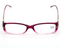 Women's Reading Glasses Wine Red Design Cute Readers Trendy Specs 1.0 1.25 ~ 4.0