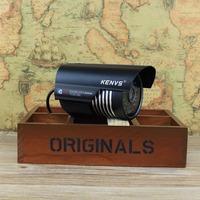 Bullet IP Camera ONVIF 2.0 Waterproof Outdoor KENVS CCTV IP CAMERA 1280*720P 1.0MP  video camera IR CUT Night Vision P2P
