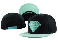Wholesale cap Diamond snapback hat, cheap baseball caps snapbacks Diamond hats, Basketball hip pop hats for men women cap