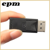 Male Display Port  DP  to Female HDMI Converter Adapter High quality