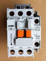 HYUNDAI DC Magnetic Contactor (MC) HiMC12 / HMC12 (When ordering, please specify the DC coil voltage)