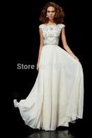 Custom Made Vestido De Fiesta Fabulous Sexy V-neck Black Lace Prom Evening Dresses Long Sleeve
