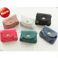The new 2014 vintage Japanese spring package packet female bag worn dumplings wallet